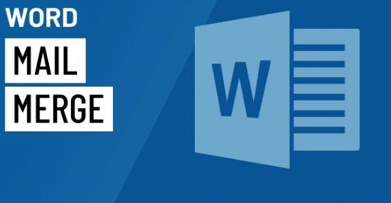 ms word mail merge