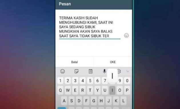 Cara membuat whatsapp autoresponder